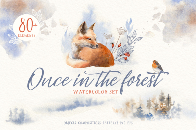 ONCE IN THE FOREST