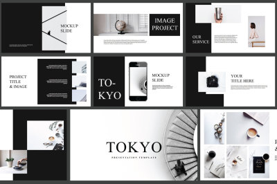 Tokyo Powerpoint Template