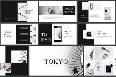 Tokyo Keynote Template