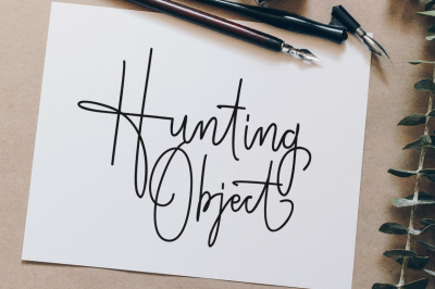 Hunting Object