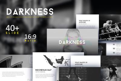 Darkness - PowerPoint