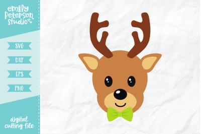 Reindeer On All Category Thehungryjpeg Com