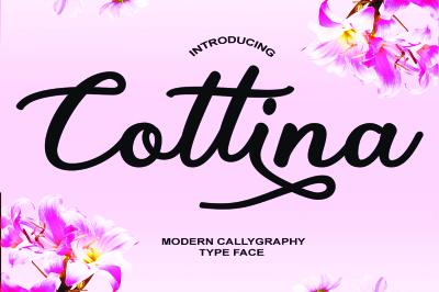 Cottina Script