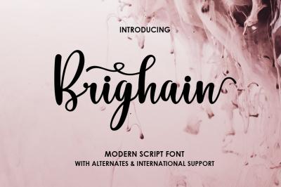 Brighain Script
