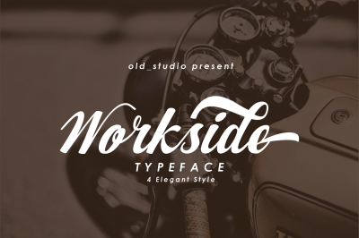 Workside Script (4 Elegant Style)