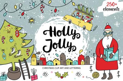 Holly Jolly - Christmas Set
