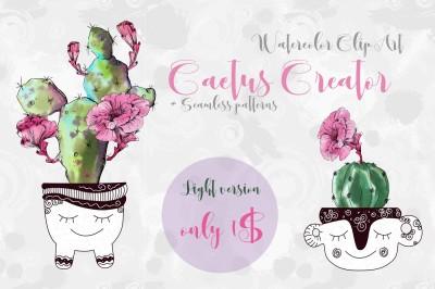 Cactus Creator Light Version