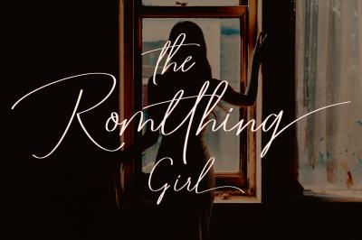Romtthing Girl - Signature Stylish