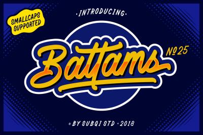 Battams No 25 Pro