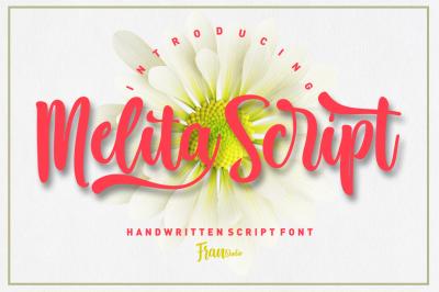 Melita Script