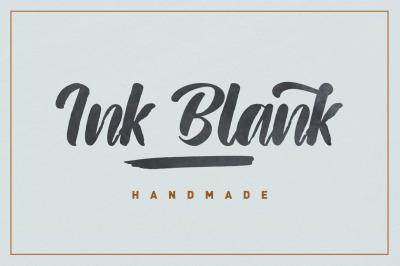 Ink Blank Script