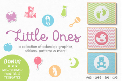 Little Ones Design Kit