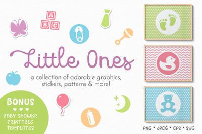 Little Ones Design Kit