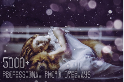 5000+ Professional Photo Overlays