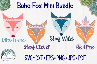 Boho Fox Mini Bundle