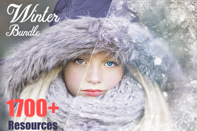 1700+ Christmas Effects Bundle