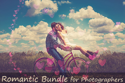 1700+ Romantic Effects Bundle for Photographers