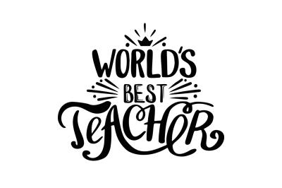 World best teacher