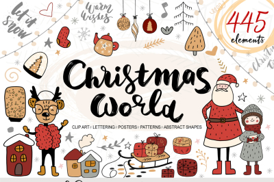 Christmas World - holiday collection