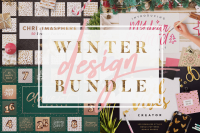 70% OFF Christmas Creator Bundle