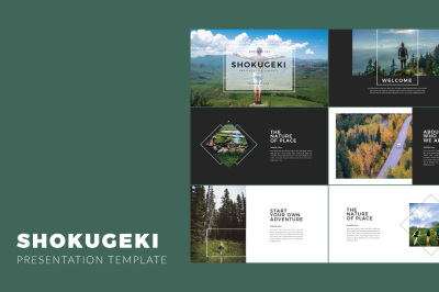 Shokugeki - Keynote Key