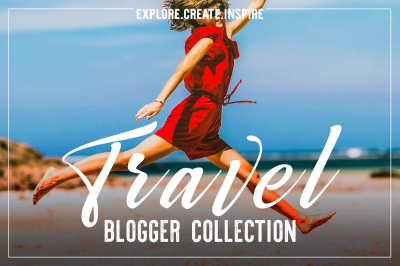 Travel Blogger Lr//Acr Collection