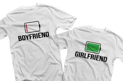 Full Girlfriend Low Boyfriend