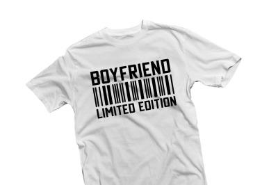 Boyfriend/Girlfriend limited edition