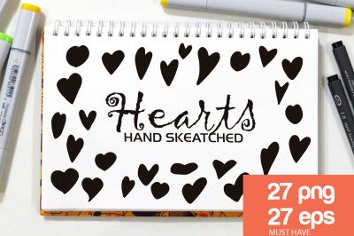 Heart ClipArt - Vector & PNG