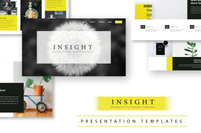 Insight Minimal - PowerPoint