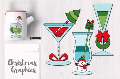 Christmas Cocktail Drinks