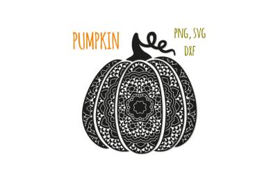Fancy pumpkin svg. Swirl pumpkin