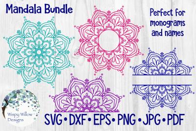 Mandala SVG Bundle