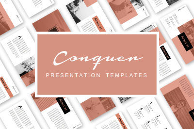 Conquer - PowerPoint