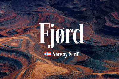 Fjord  Serif