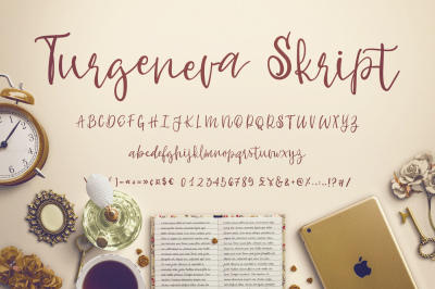 Turgeneva Script