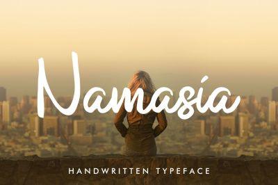 Namasia | Natural Script