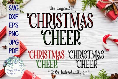 Christmas Cheer SVG