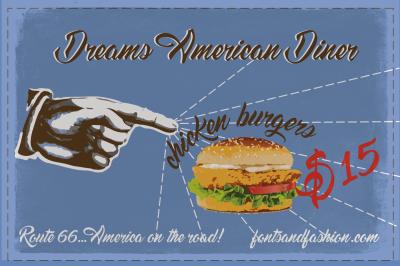 Dreams American Diner
