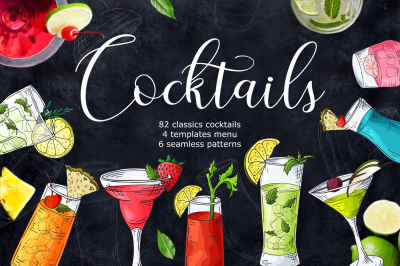 Cocktails Collection+bonus
