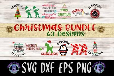 Christmas Bundle 63 Designs