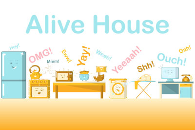 Alive House