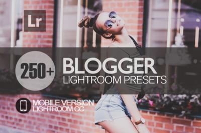 Blogger Lightroom Mobile bundle (Presets for Lightroom Mobile CC)