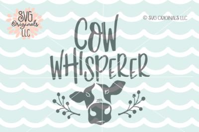 Cow SVG Farmhouse SVG