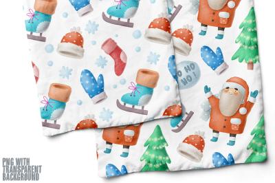 2 beautiful Christmas patterns