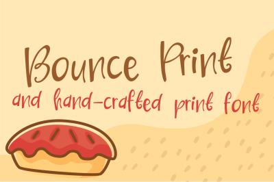 PN Bounce Print