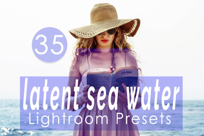 Latent Sea Water Lightroom Presets