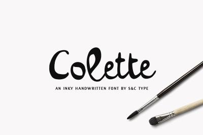 Colette Font Pack