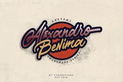 Alexandro Benima