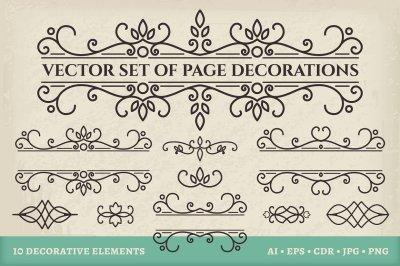 10 calligraphic design elements